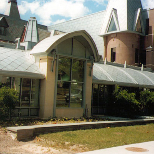 Sage-Hall--Arched-Zinc-Roof