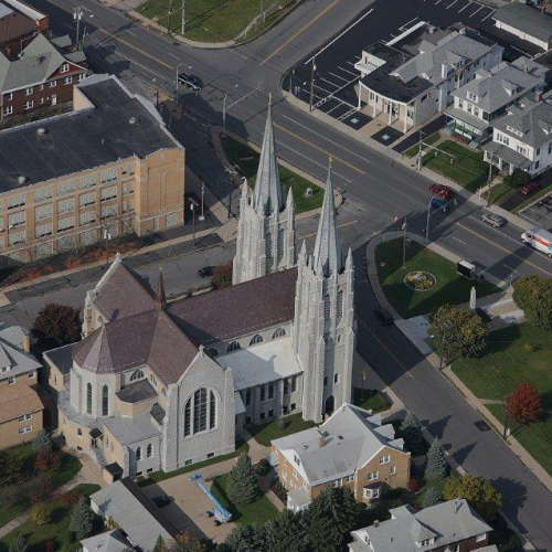 Basilica Sacred Heart Of Jesus Evans Roofing Company