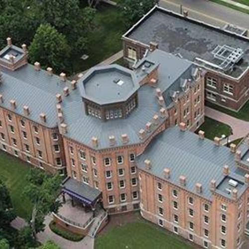 Elmira College Cowles Hall Evans Roofing Company Inc