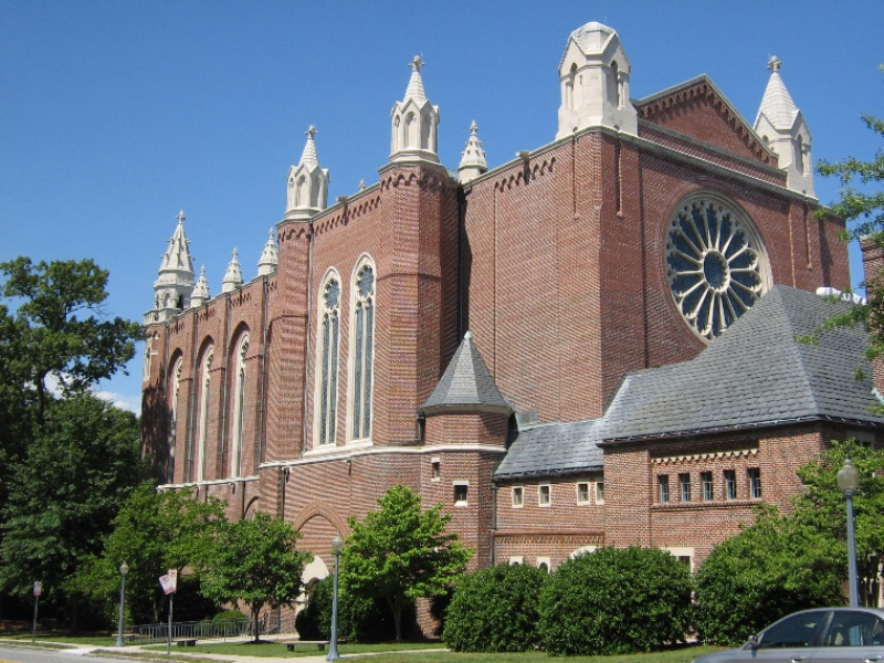 First Presbyterian Church Of Greensboro Evans Roofing