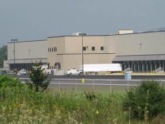 Cvs Distribution Center Evans Roofing Company Inc Evans