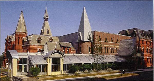 Cornell University Sage Hall Evans Roofing Company