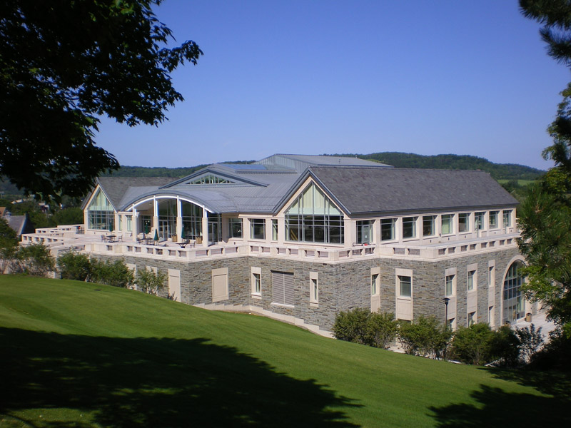 Colgate University Case Library Evans Roofing Company