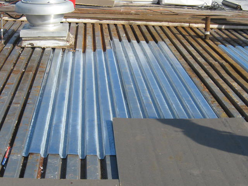 Talecris Plasma Building Evans Roofing Company Inc
