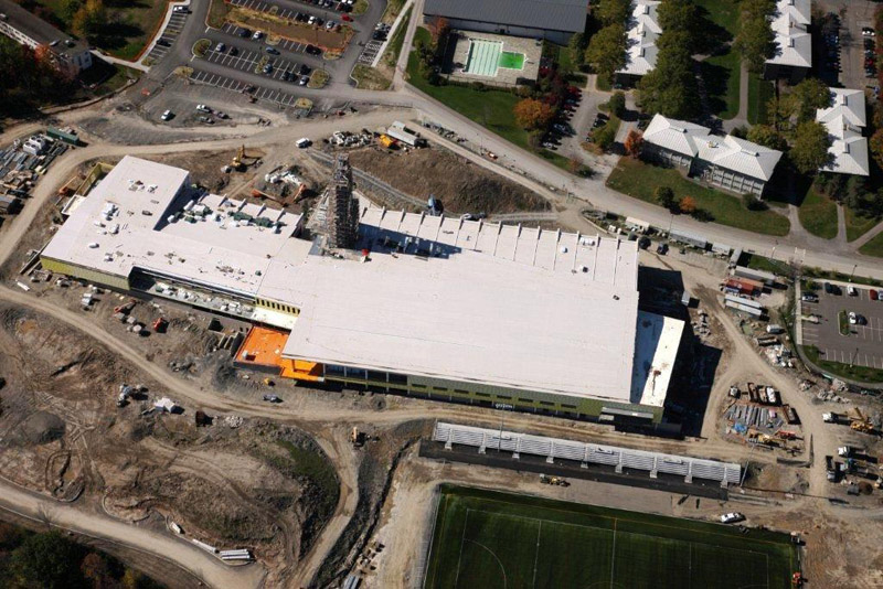 Ithaca College Athletics And Events Center Evans