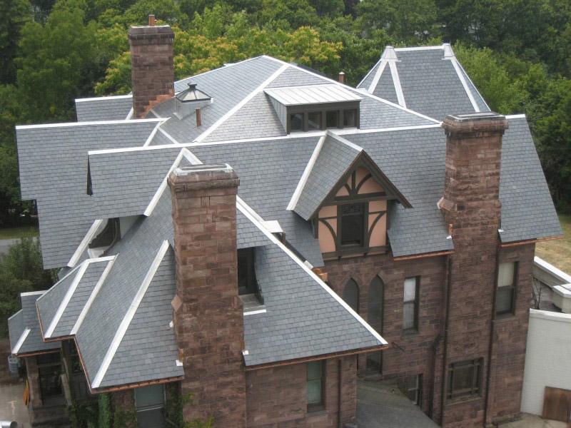 Cornell University Henry Williams Sage House Evans