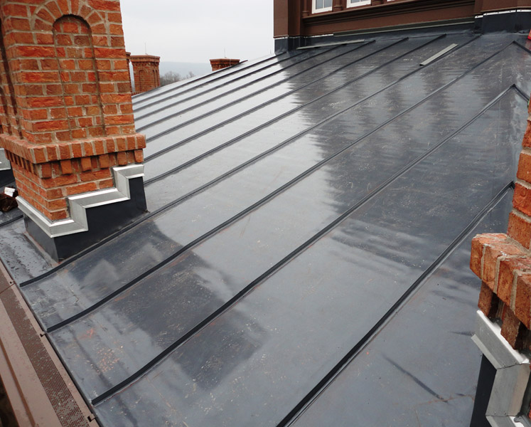Elmira College - Cowles Hall - Evans Roofing Company, Inc ...