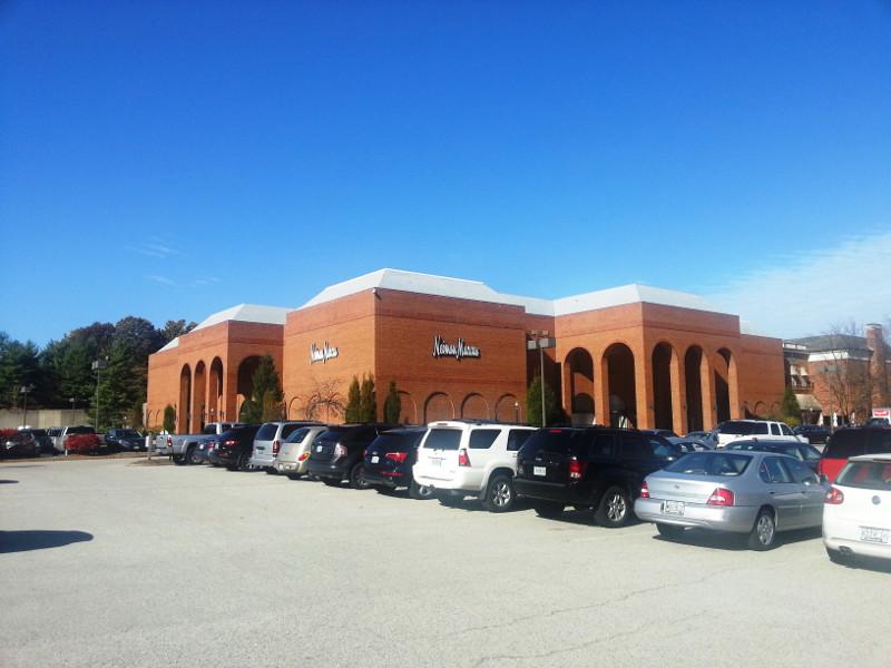 Neiman Marcus Saint Louis Mo Evans Roofing Company