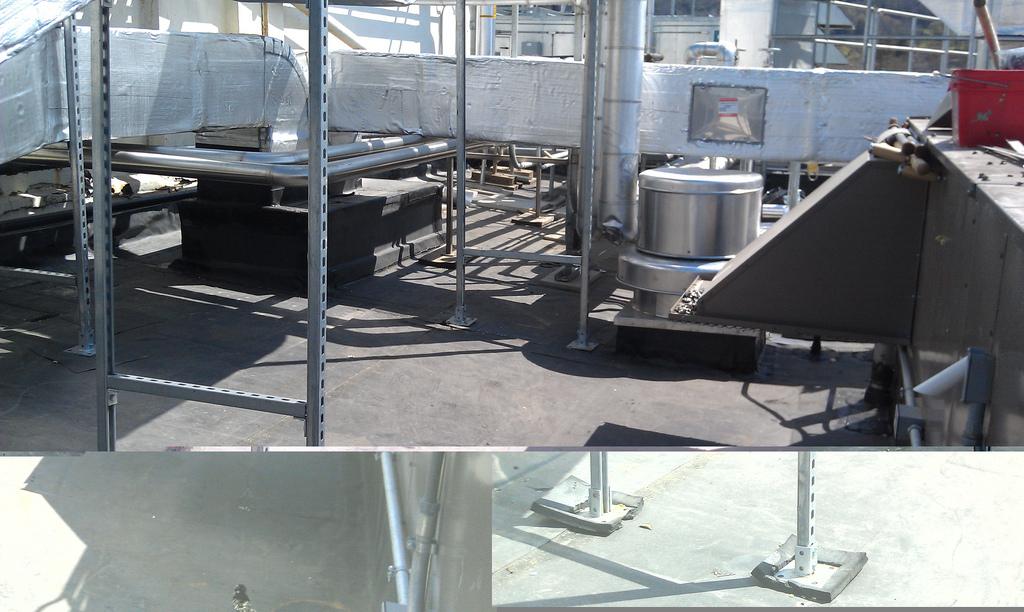 Agro Farma Chobani Yogurt Evans Roofing Company Inc