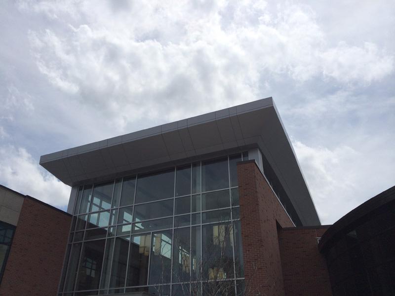 Binghamton University Union North Evans Roofing