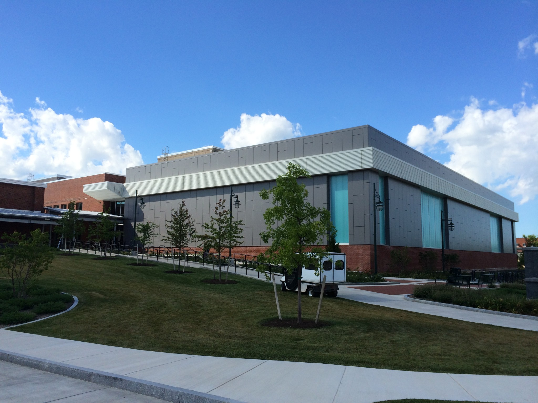 Suny Brockport Tuttle Hall North Evans Roofing Company
