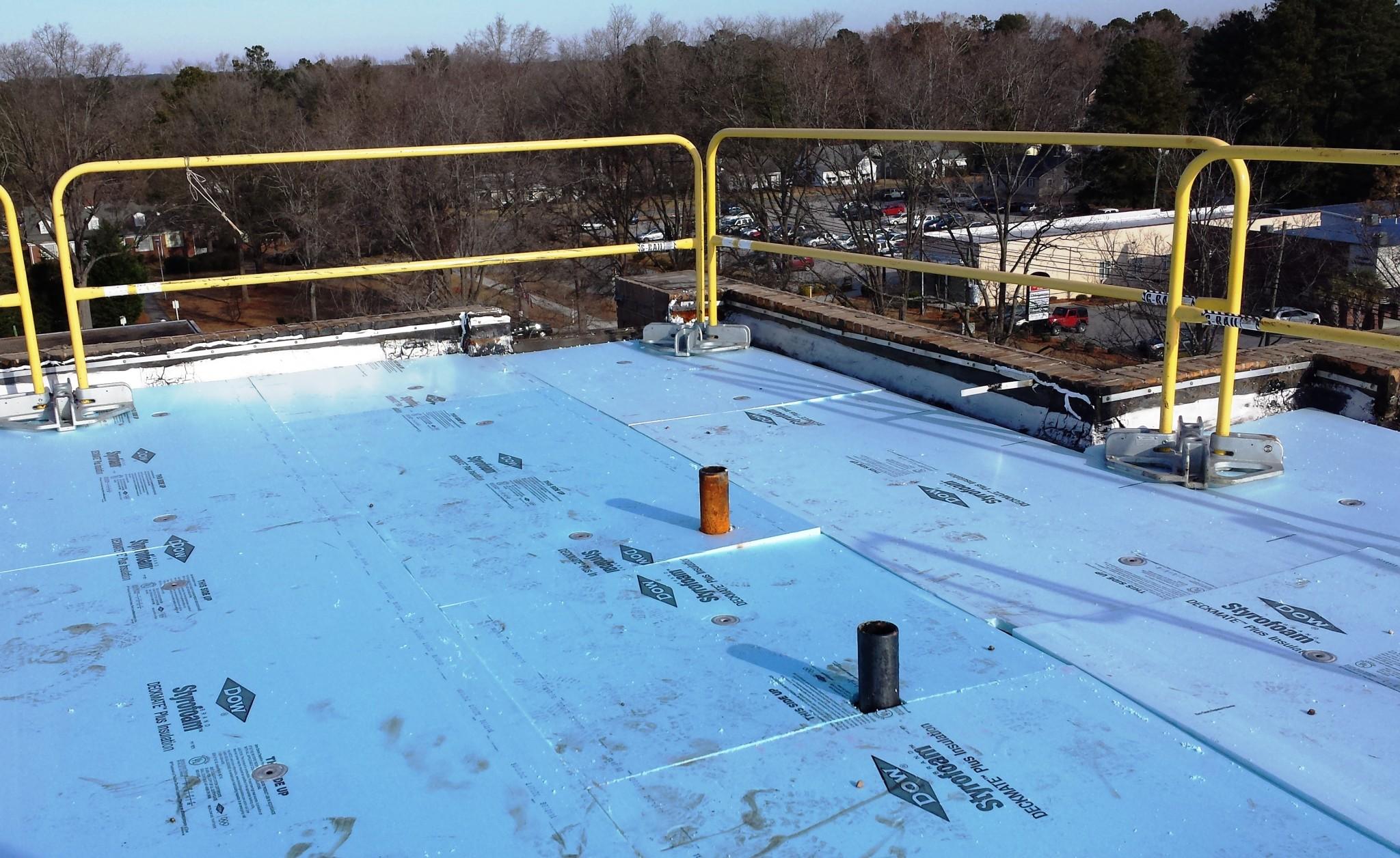 Sampson Regional Medical Center Evans Roofing Company