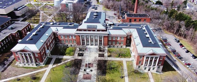 Suny Cortland Old Main Evans Roofing Company Inc
