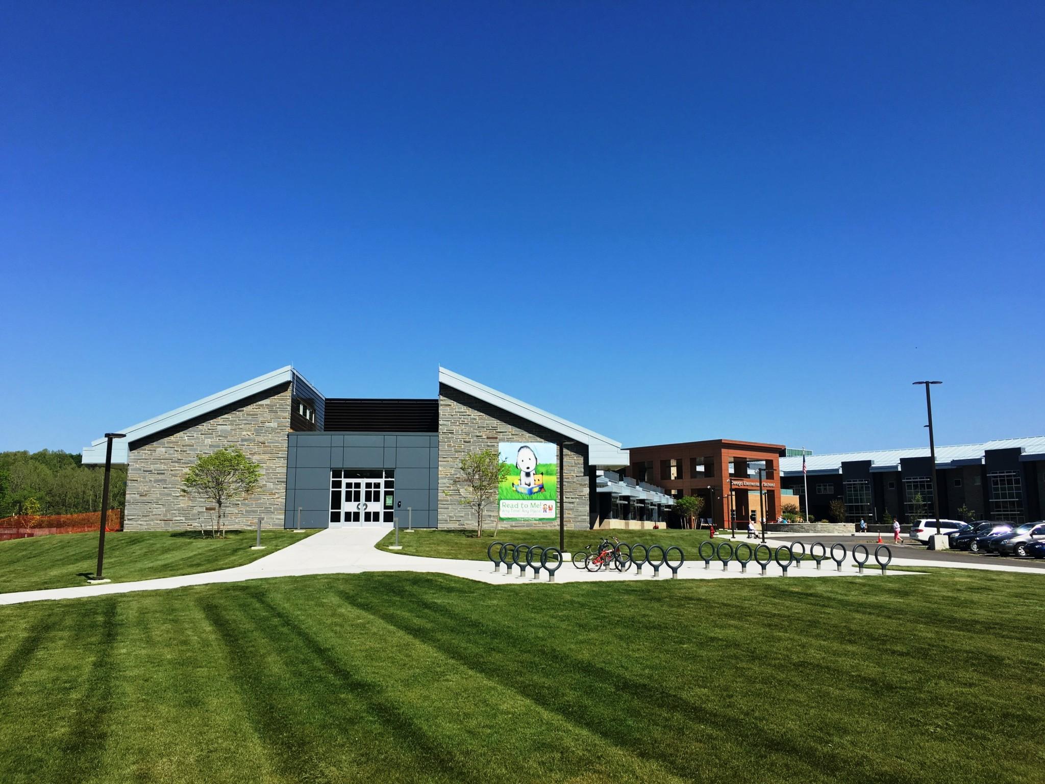 Owego Elementary School Evans Roofing Company Inc Evans
