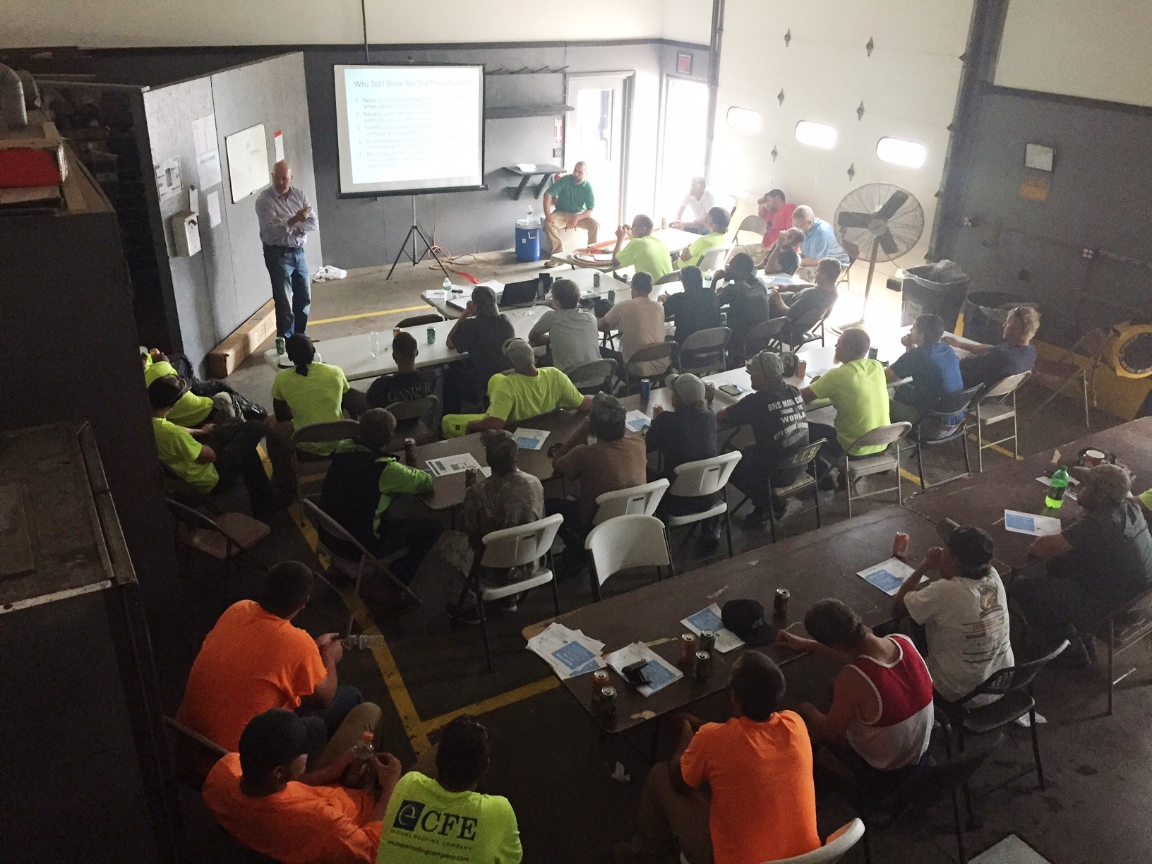 Ny Divisions Complete Annual Safety Boot Camp Evans
