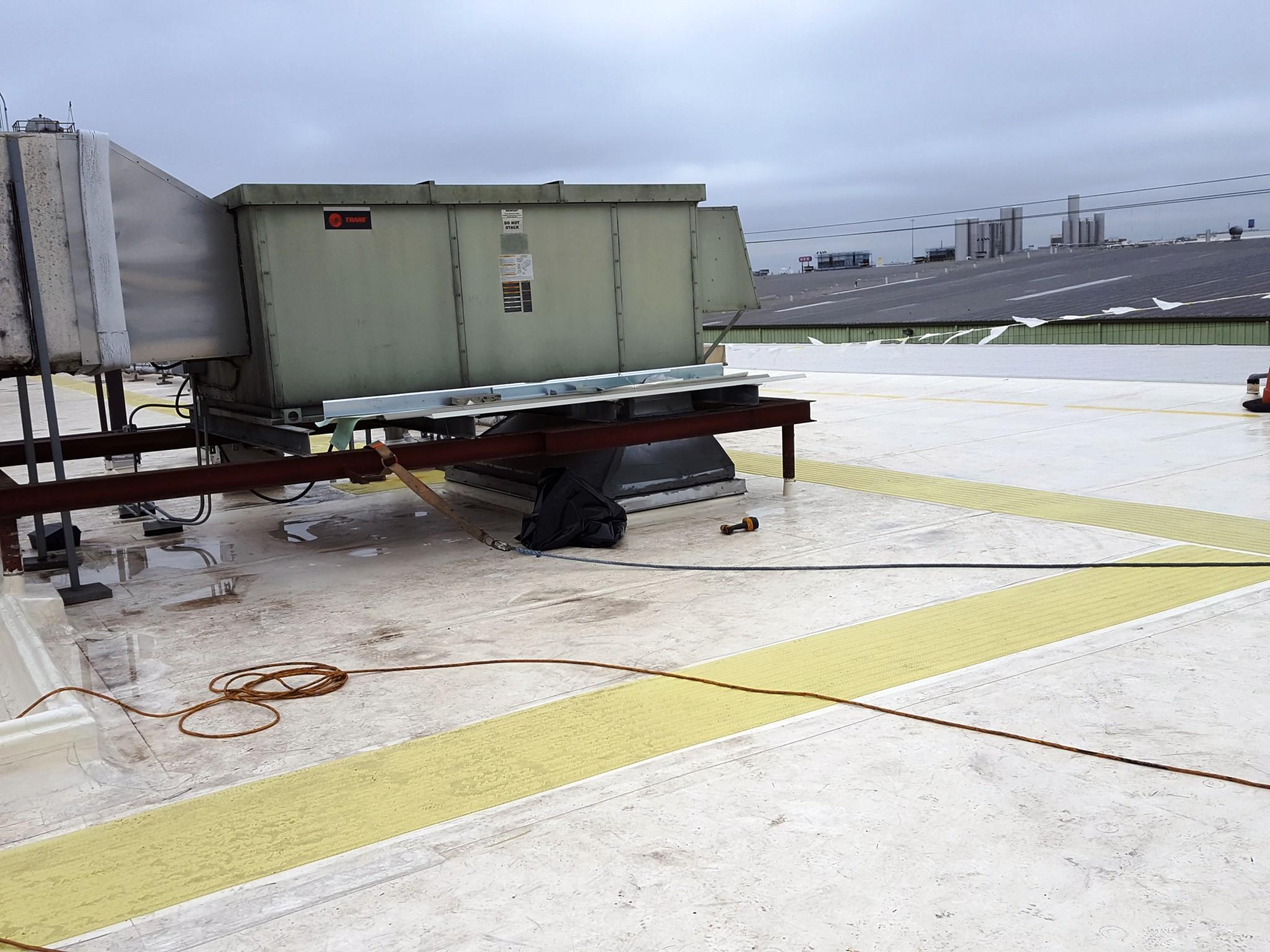 Frito Lay San Antonio Evans Roofing Company Inc Evans