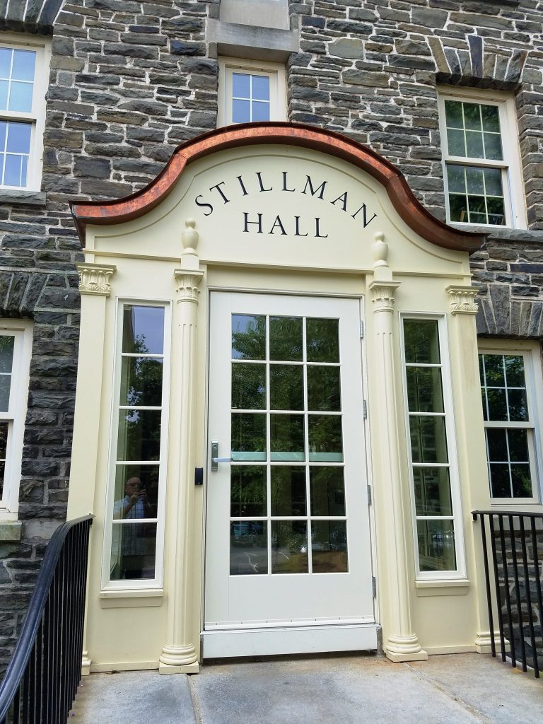 Colgate University Stillman Hall Evans Roofing Company