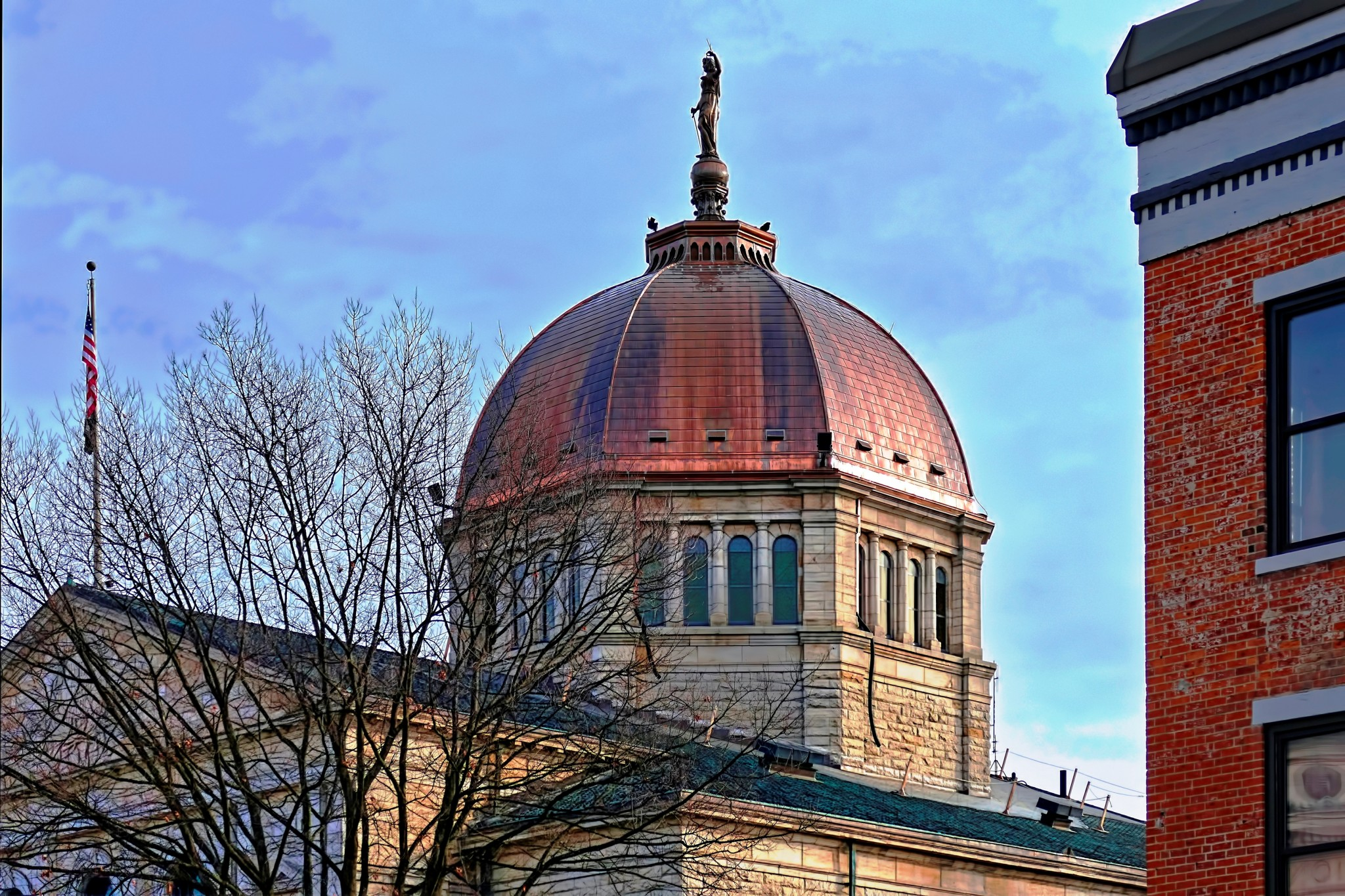Bradford County Courthouse Evans Roofing Company Inc