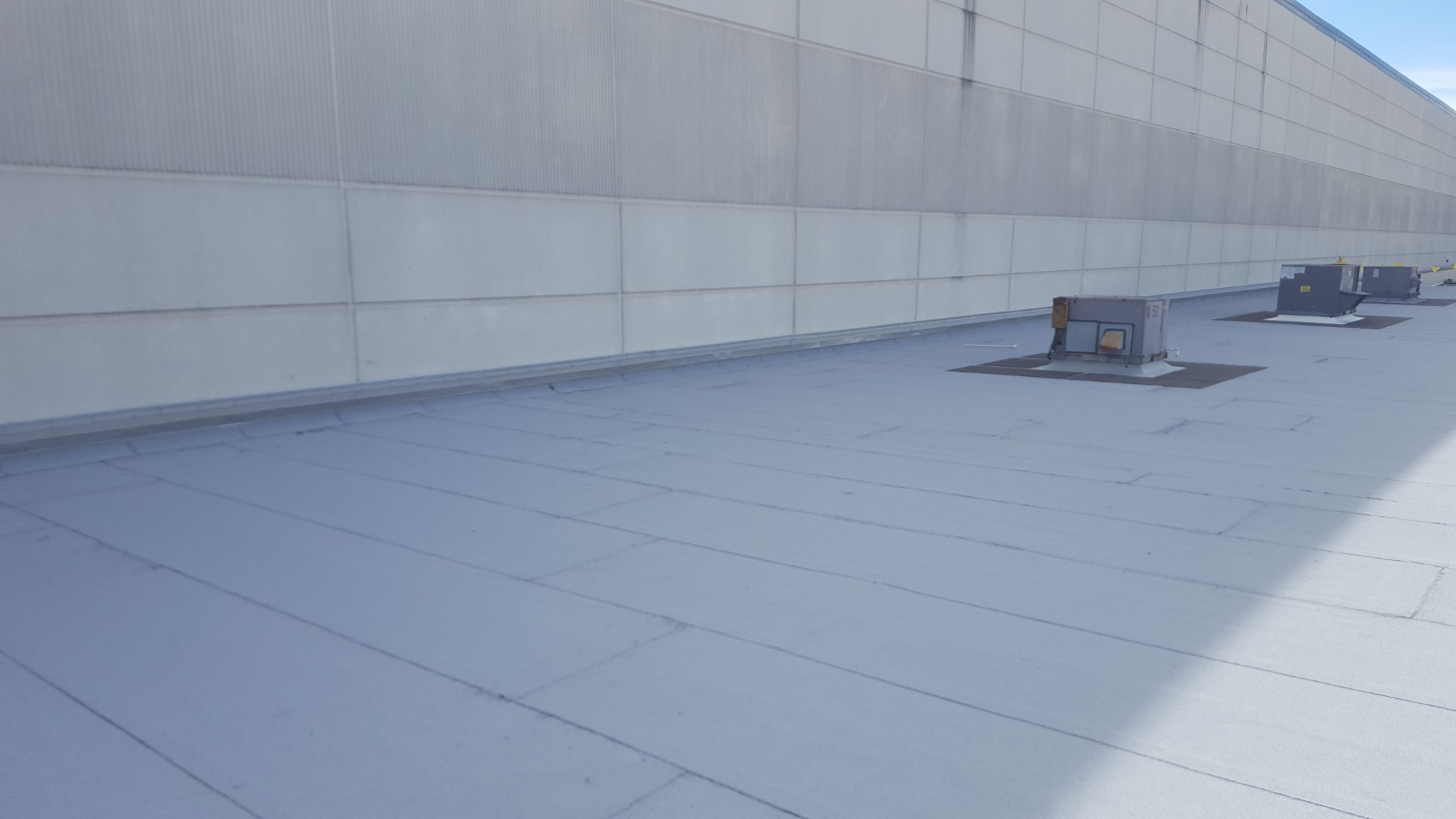 Kellogg Roof Areas 2 Amp 11 Evans Roofing Company Inc