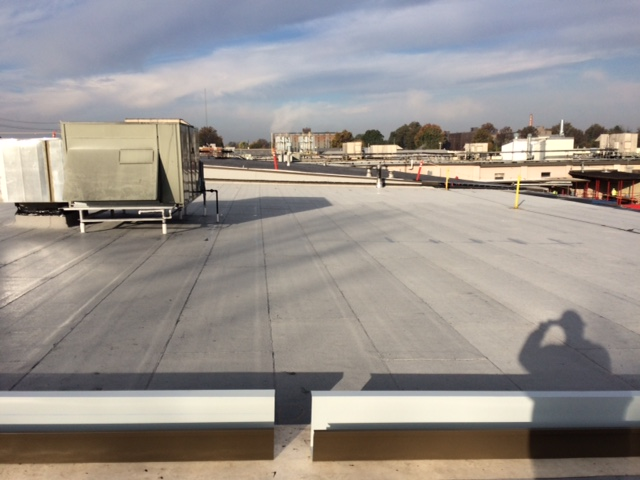 Kellogg Roof Area D Evans Roofing Company Inc Evans