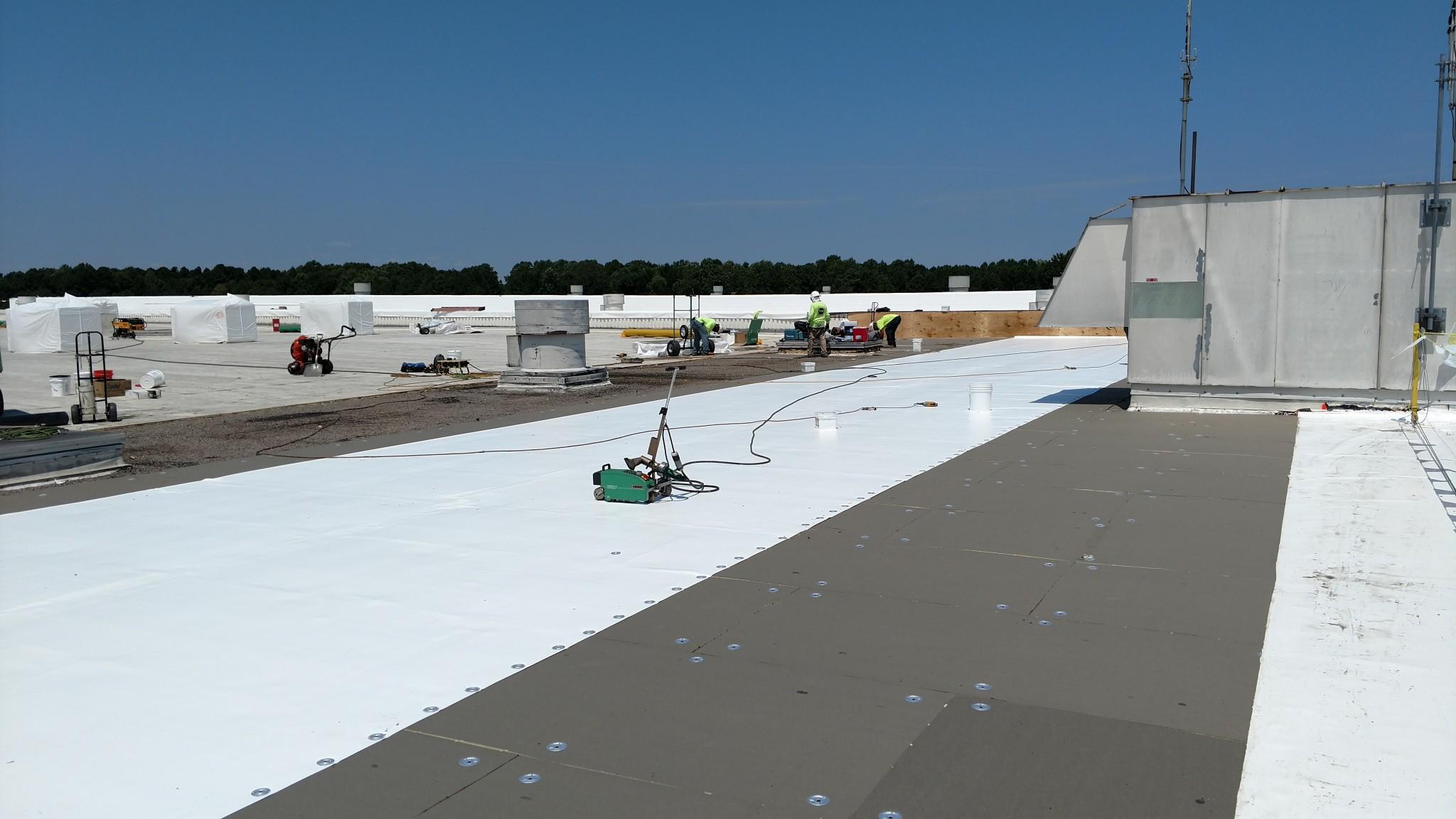 Revlon Areas D G J Amp M Evans Roofing Company Inc
